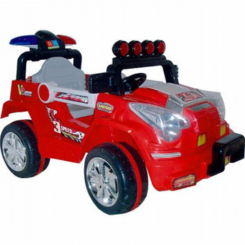 Lil' Rider Land King Battery Operated Jeep