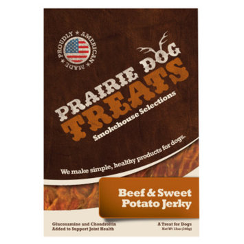 Prairie Dog Antlers Prairie Dog Jerky Dog Treat