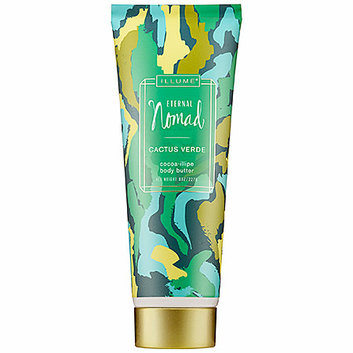 Illume Eternal Nomad Cocoa-Illipe Body Butter Cactus Verde 8 oz