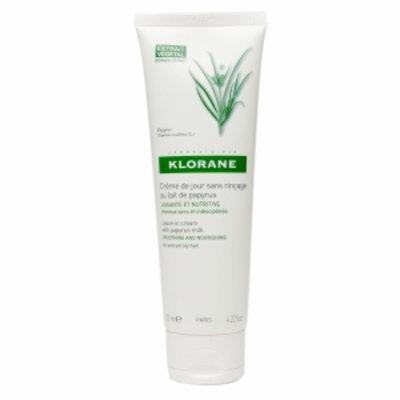 Klorane No-Rinse Care with Papyrus Milk