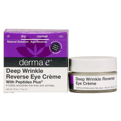 derma e Peptides Double Action Wrinkle Reverse Eye Creme