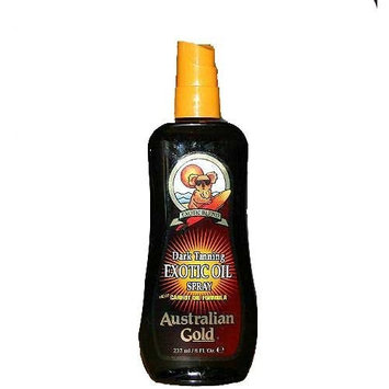 Australian Gold Dark Tanning Exotic Oil Spray, 8 fl oz