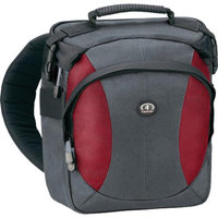 Tamrac 5778 Velocity 8z Pro Photo Digital SLR Camera Sling Bag (Dark Gray/Burgundy)
