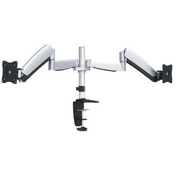 Ergotech One-Touch Counterbalance Dual Monitor Arm
