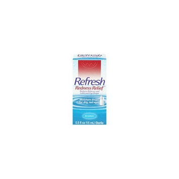 Allergan Refresh Redness Relief Lubricant Eye Drops, 0.5 Oz