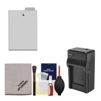 Essentials Bundle for Canon EOS Rebel T3i, T4i, T5i DSLR Camera with LP-E8 Battery & Charger + Cleaning Kit