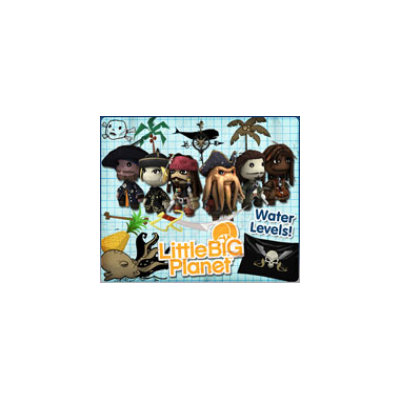 Sony Computer Entertainment LittleBigPlanet Pirates Of The Carribean - Level Kit DLC