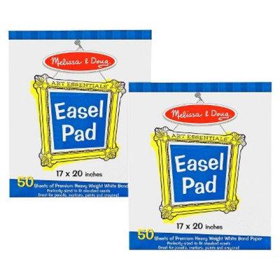 Melissa & Doug Deluxe Easel Pad Bundle 2-pk.