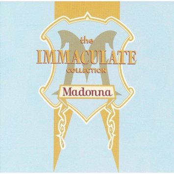 Sire Records IMMACULATE COLLECTION BY MADONNA (CD)