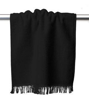 Anvil Mark Anvil T600 Fringed Fingertip Towel One Size White