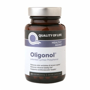 Quality of Life Labs Oligonol Patented Lychee Polyphenol
