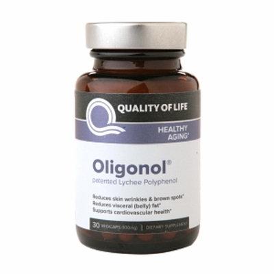 Quality of Life Labs Oligonol Patented Lychee Polyphenol