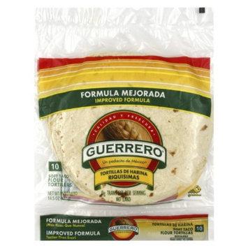 Gruma Corporation Guerrero Tortillas De Harina Riquisimas 24 ct