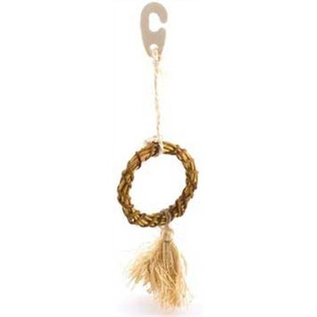 Ware Natural Hang-N-Hoop Small Pet Chew Toy