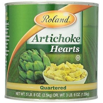 Roland Artichoke - 3 Kg. #10 Can