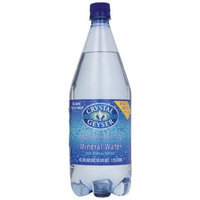Crystal Geyser Mineral Water Orig, 42.3-Ounce (Pack of 12)