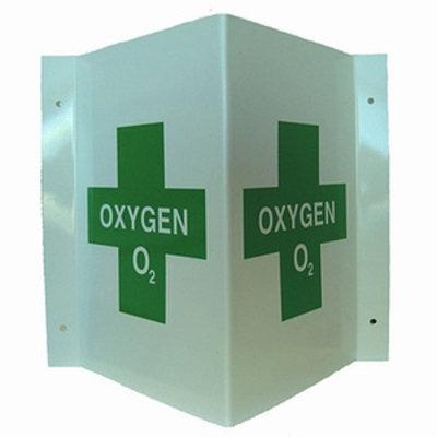 Oxysure Systems Oxygen Sign