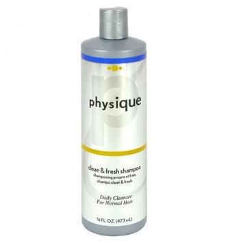Physique Clean & Fresh Shampoo Normal Hair - 16 Oz.