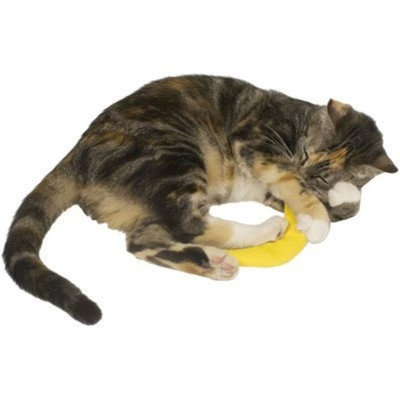 Imperial Cat Cat and Around, Lemon, Refillable Catnip Toy