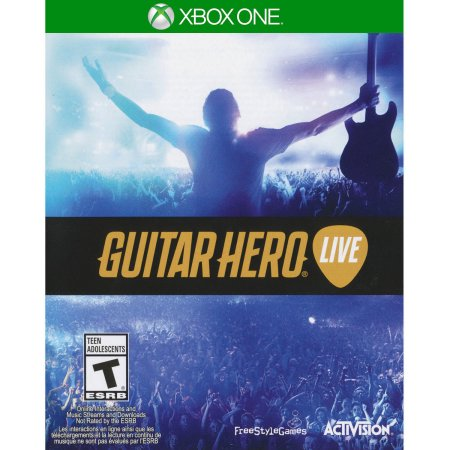 Activision Guitar Hero Live Game Only (Xbox One) - Pre-Owned