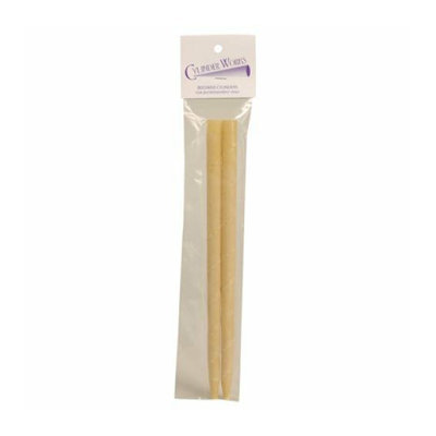 Cylinder Works Beeswax Ear Candles 2 Pack