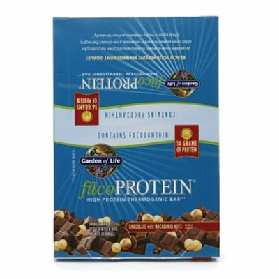 Garden of Life fucoProtein High Protein Thermogenic Bars