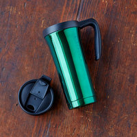 Stainless Steel Tumbler with Handle - Green, 16 fl oz Starbucks Drinkware