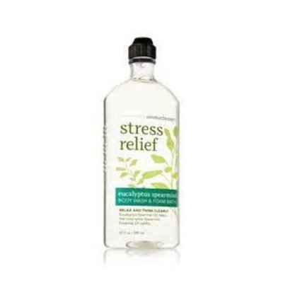 Bath & Body Works Bath & BodyWorks Stress Relief Body Wash: Travel Size