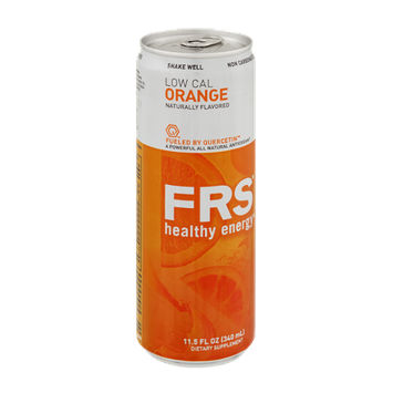 FRS Low Cal Orange Healthy Energy Drink