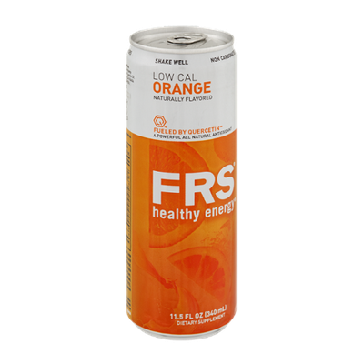 FRS Low Cal Orange Healthy Energy Drink