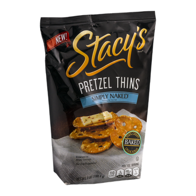 Stacy's Pretzel Thins Simply Naked