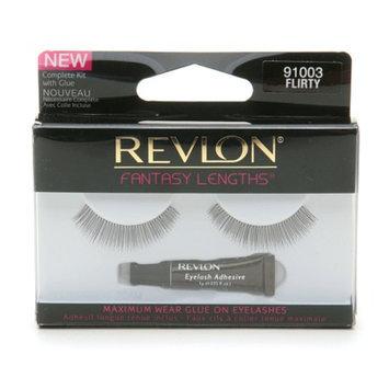 Revlon Fantasy Lengths Maximum Wear Glue On Eyelashes