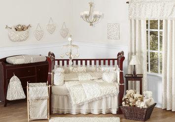 Sweet Jojo Designs Sweet JoJo Designs Victoria 9-piece Crib Bedding Set