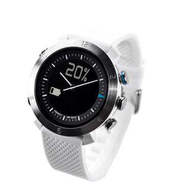 Cogito Classic 2.0 Watch, White Alpine