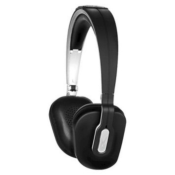 Altec Lansing Foldable Over-the-ear Headphone - Black (MZX652)