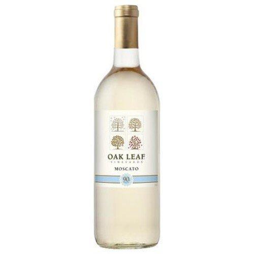 Generic Oak Leaf Vineyards Moscato Wine, 750mL