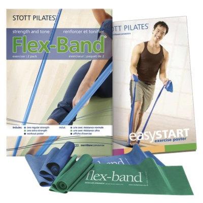STOTT PILATES Flex-Band Two Pack