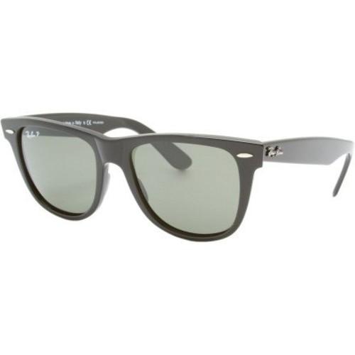 Ray Ban Women's Polarized Wayfarer Sunglasses []