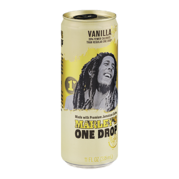 Marley's One Drop Jamaican Coffee Vanilla Light