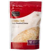 Market Pantry Finely Shredded Cheddar Jack Cheese - 8 oz.