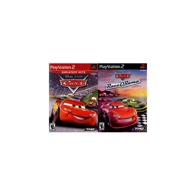 THQ Cars GH and Cars Race O Rama 2Pack