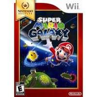 Nintendo Selects: Super Mario Galaxy ( Wii)