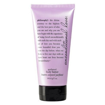 Philosophy Unconditional Love Perfumed Body Butter, 5 Ounce