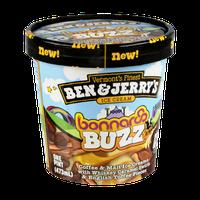 Ben & Jerry's® Bonnaroo's Coffee Caramel Buzz Ice Cream