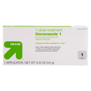 up & up up&up Tioconazole Ointment - 0.16 oz