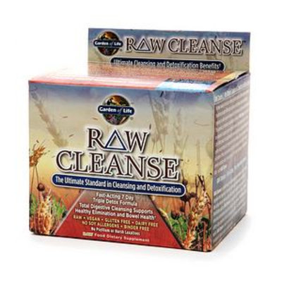 Garden of Life RAW Cleanse 7-Day Triple Detox Formula