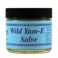 Wise Ways Herbals Wild Yam and E Salve 2 Ounces
