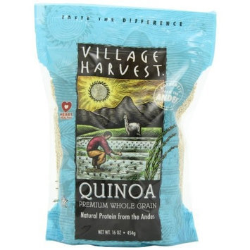 Village Harvest Peruvian Quinoa, 16-Ounce (Pack of 6)