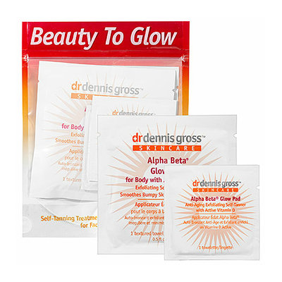 Dr. Dennis Gross Skincare Beauty To Glow Face And Body