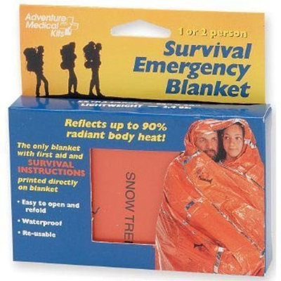 Adventure Medical Sol Survival Blanket 2person